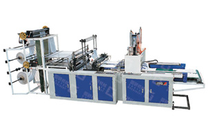 Full-Automatic Bag Making Machine
