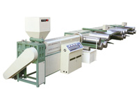 GY-LS Plastic Tape Drawing Machine