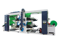 Flexography Printing machine for PP woven Bag